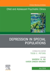 Cover image for Depression in Special Populations, An Issue of Child and Adolescent Psychiatric Clinics of North America