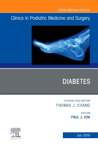 Cover image for Diabetes, An Issue of Clinics in Podiatric Medicine and Surgery