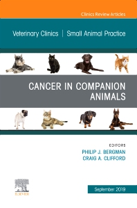 Cover image for Cancer in Companion Animals, An Issue of Veterinary Clinics of North America: Small Animal Practice