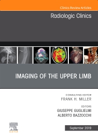Cover image for Imaging of the Upper Limb, An Issue of Radiologic Clinics of North America