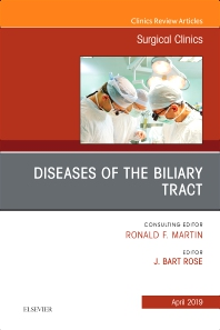 Cover image for Diseases of the Biliary Tract, An Issue of Surgical Clinics