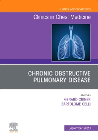 Cover image for Chronic Obstructive Pulmonary Disease, An Issue of Clinics in Chest Medicine