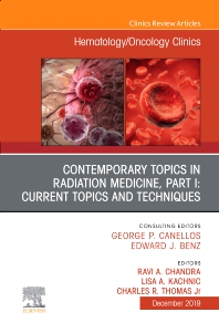 Cover image for Contemporary Topics in Radiation Medicine, Part I: Current Issues and Techniques