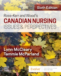 Cover image for Ross-Kerr and Wood's Canadian Nursing Issues & Perspectives