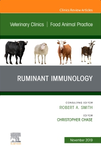 Cover image for Immunology,An Issue of Veterinary Clinics of North America: Food Animal Practice