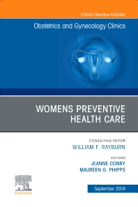 Cover image for Womens Preventive Health Care, An Issue of OB/GYN Clinics of North America