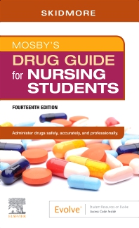 Mosby's Drug Guide for Nursing Students - 14th Edition - ISBN: 9780323694056, 9780323694063