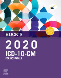 Cover image for Buck's 2020 ICD-10-CM for Hospitals