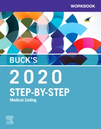 Cover image for Buck's Workbook for Step-by-Step Medical Coding, 2020 Edition