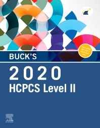 Cover image for Buck's 2020 HCPCS Level II