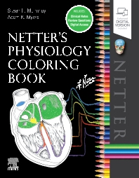 Netter's Physiology Coloring Book - 1st Edition - ISBN: 9780323694636