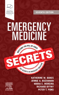 Cover image for Emergency Medicine Secrets
