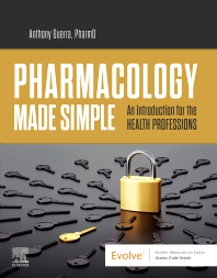 Cover image for Pharmacology Made Simple