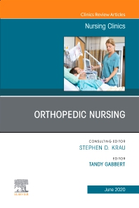 Cover image for Orthopedic Nursing,An Issue of Nursing Clinics of North America