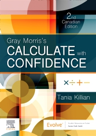 Cover image for Gray Morris's Calculate with Confidence, Canadian Edition
