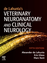 Cover image for de Lahunta's Veterinary Neuroanatomy and Clinical Neurology