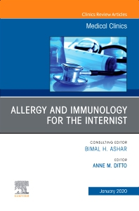 Cover image for Allergy and Immunology for the Internist, An Issue of Medical Clinics of North America