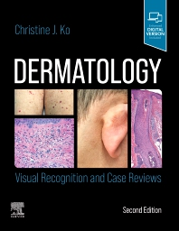 Cover image for Dermatology: Visual Recognition and Case Reviews