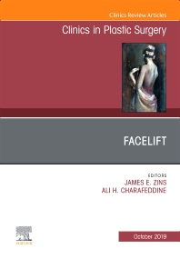 Cover image for Facelift, An Issue of Clinics in Plastic Surgery