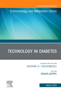 Cover image for Technology in Diabetes,An Issue of Endocrinology and Metabolism Clinics of North America