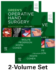 Cover image for Green's Operative Hand Surgery