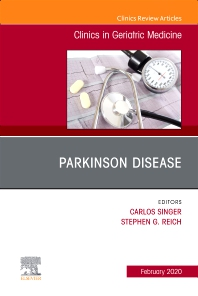 Cover image for Parkinson Disease,An Issue of Clinics in Geriatric Medicine