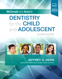 Cover image for McDonald and Avery's Dentistry for the Child and Adolescent