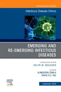 Cover image for Emerging and Re-Emerging Infectious Diseases , An Issue of Infectious Disease Clinics of North America