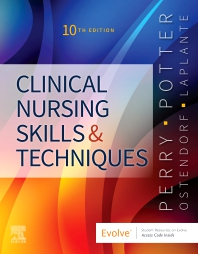 Cover image for Clinical Nursing Skills and Techniques