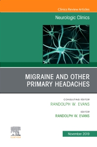 Cover image for Migraine and other Primary Headaches, An Issue of Neurologic Clinics