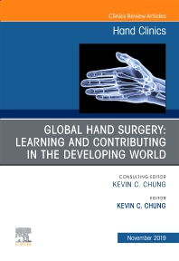 Cover image for Global Hand Surgery: Learning and Contributing in Low- and Middle-Income Countries