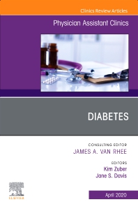 Cover image for Diabetes,An Issue of Physician Assistant Clinics