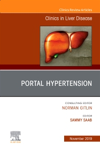 Cover image for Portal Hypertension, An Issue of Clinics in Liver Disease