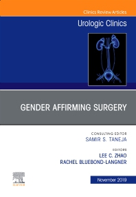 Cover image for Considerations in Gender Reassignment Surgery, An Issue of Urologic Clinics