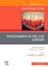 Cover image for Phototherapy,An Issue of Dermatologic Clinics