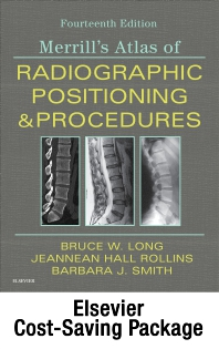 Mosby's Radiography Online: Anatomy and Positioning for Merrill's Atlas of Radiographic Positioning & Procedures (Access Code, Textbook, and Workbook Package) - 14th Edition - ISBN: 9780323710640