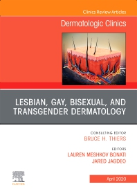 Cover image for Transgender Dermatology,An Issue of Dermatologic Clinics