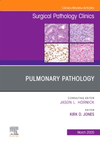 Cover image for Pulmonary Pathology,An Issue of Surgical Pathology Clinics