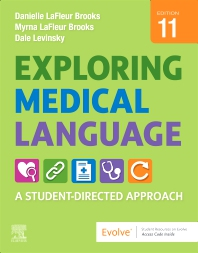 Cover image for Exploring Medical Language