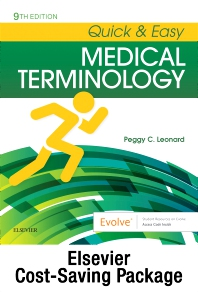 Quick & Easy Medical Terminology - Text and Elsevier Adaptive Learning Package - 9th Edition - ISBN: 9780323711807