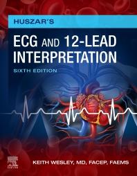 Huszar's ECG and 12-Lead Interpretation - 6th Edition - ISBN: 9780323711951