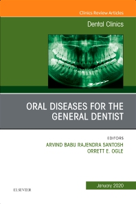 Cover image for Oral Diseases for the General Dentist, An Issue of Dental Clinics of North America