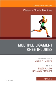 Cover image for Knee Multiligament Injuries—Common Problems, An Issue of Clinics in Sports Medicine