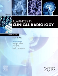 Cover image for Advances in Clinical Radiology, 2019