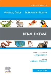 Cover image for Renal Disease, An Issue of Veterinary Clinics of North America: Exotic Animal Practice