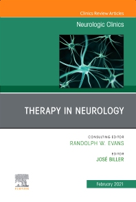 Cover image for Therapy in Neurology , An Issue of Neurologic Clinics