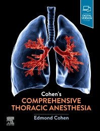 Cover image for Cohen's Comprehensive Thoracic Anesthesia