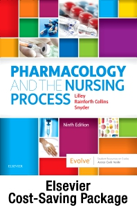 Cover image for Pharmacology Online for Pharmacology and the Nursing Process (Access Code and Textbook Package)
