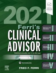 Cover image for Ferri's Clinical Advisor 2021