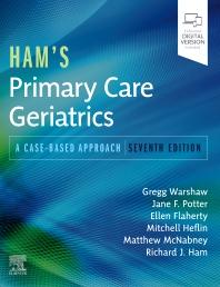 Ham's Primary Care Geriatrics - 7th Edition - ISBN: 9780323721684